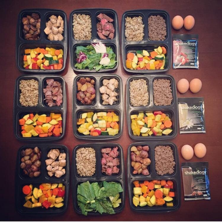 Meal Prep by Brandy Stark | The Beachbody Blog