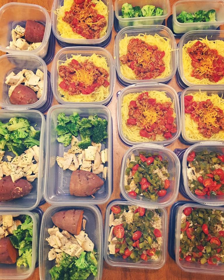 Meal Prep by Jill Sunshine | The Beachbody Blog