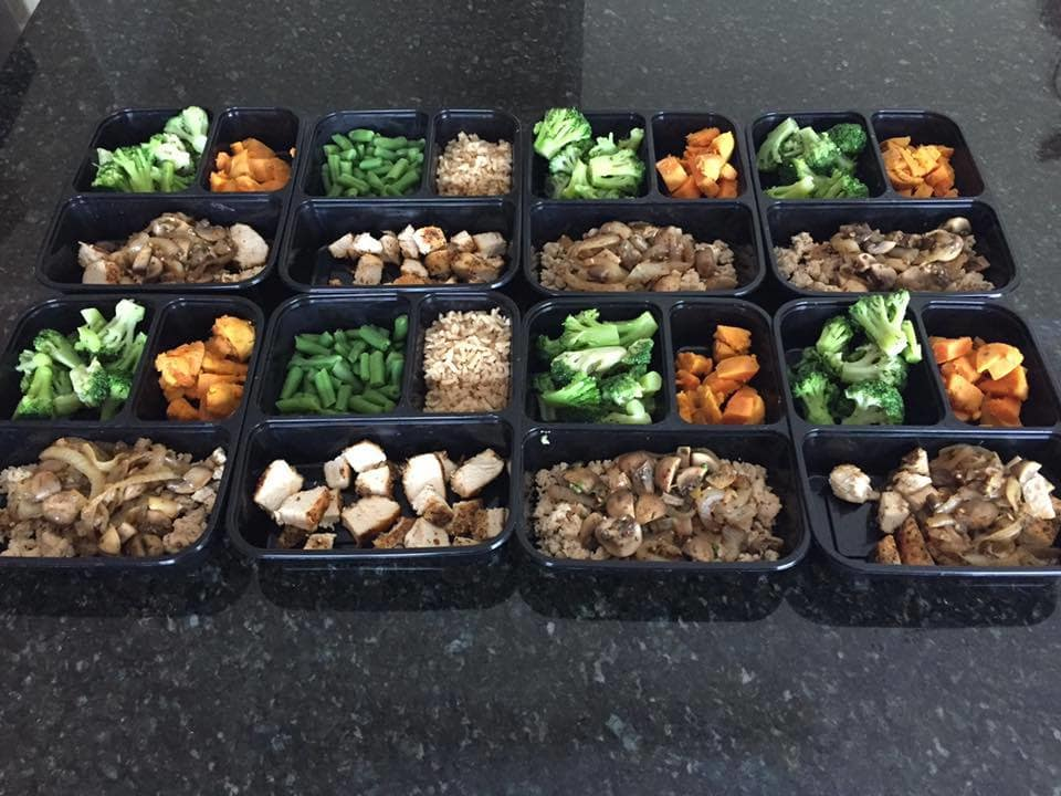 Meal Prep by Marcus Ochoa | The Beachbody Blog