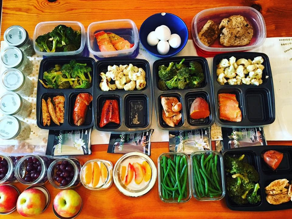 Meal Prep by Sara Jablow | The Beachbody Blog