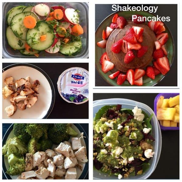 Meal prep by happyhealthnut14