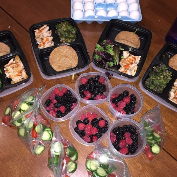 Meal Prep by m17m21