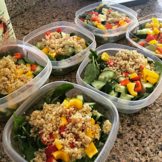 Meal Prep by marissagfit