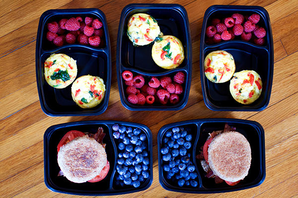 21 Day Fix Meal Prep: 2,100–2,300 Calorie Level | The