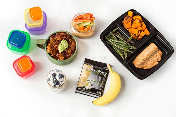 Meal Prep on a Budget CORE DE FORCE 1800-2100 - TTh