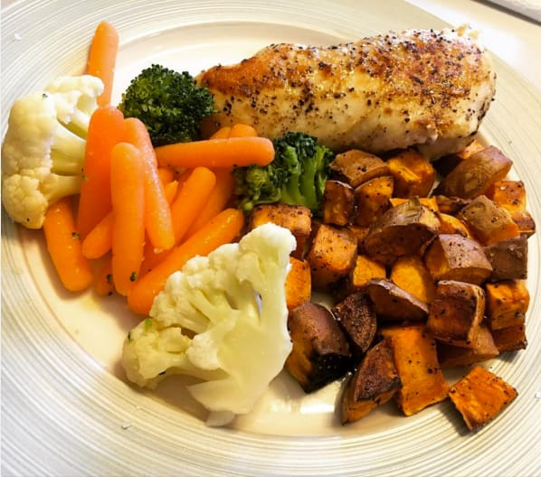 22 Minute Hard Corps Meal Prep| BeachbodyBlog.com