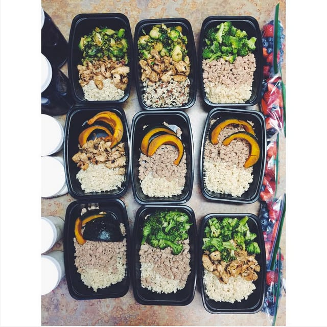 Meal prep by lizzy_win