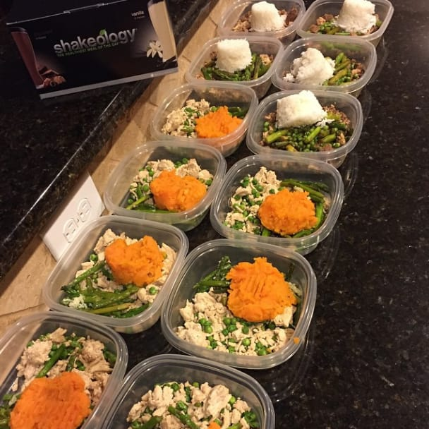 Meal prep by shannation