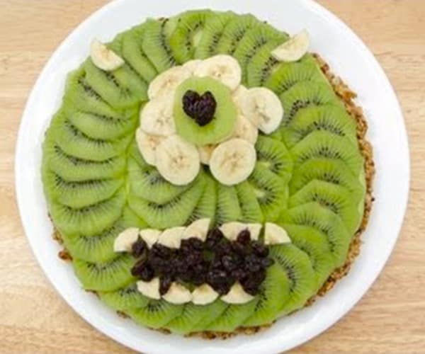 Monster Pie Halloween Snack