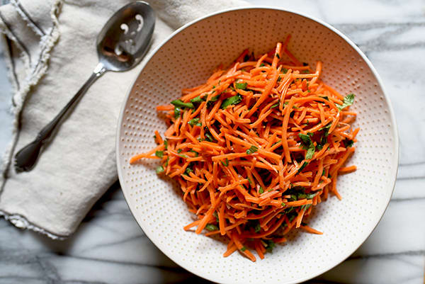 3-Day Refresh No-Cook Meal Prep Moroccan Carrot Salad