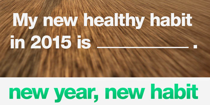 Make a Healthy New Habit and Enter To Win Prizes!