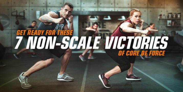 7 Non-Scale Victories of CORE DE FORCE