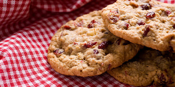 Oatmeal Raisin Cranberry Cookies recipes