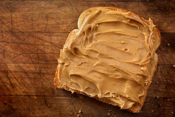 What is the healthiest peanut butter?