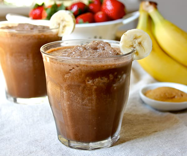 Peanut Butter Banana Split Shakeology Recipe