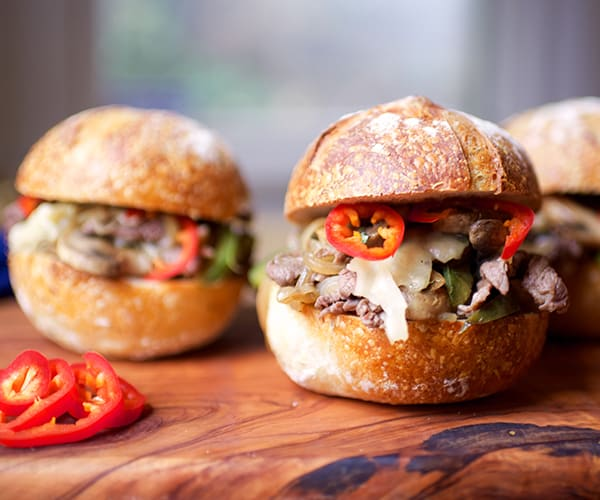 Philly Cheese Steak Sliders | BeachbodyBlog.com
