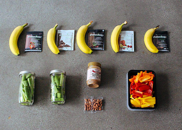 PiYo Meal Prep for the 1,800-2,100 Calorie Level | BeachbodyBlog.com