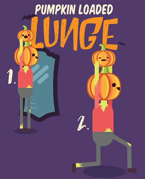 pumpkin-lunge