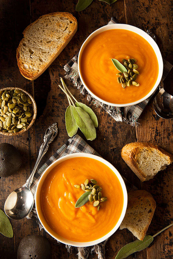 Pumpkin and Red Lentil Soup | Beachbody Blog