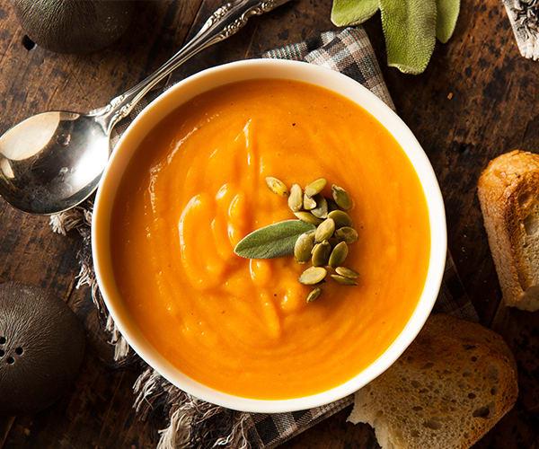 Pumpkin and Red Lentil Soup Recipe | BeachbodyBlog.com