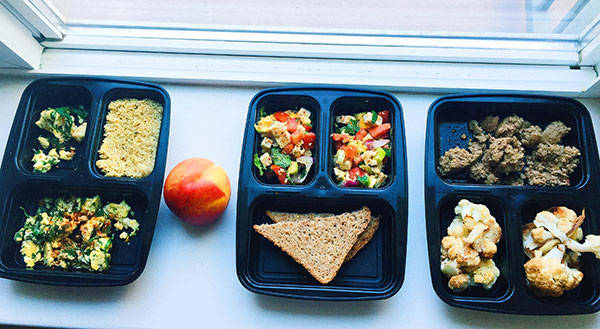 Meal Prep Monday Meals