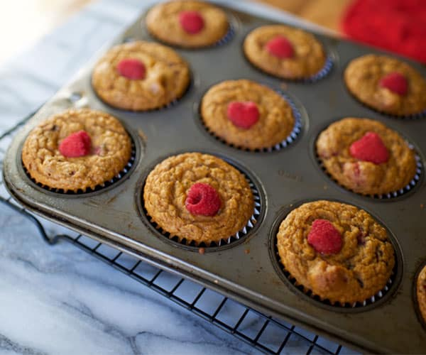 Raspberry Muffins with Chia Seeds | BeachbodyBlog.com