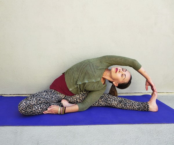 Resolved Head to Knee Pose