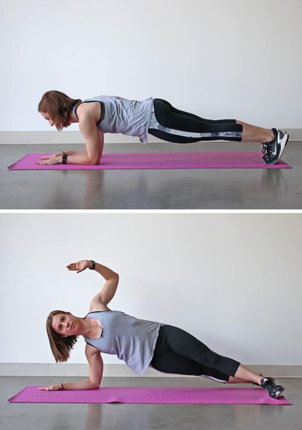 Rolling Plank | BeachbodyBlog.com