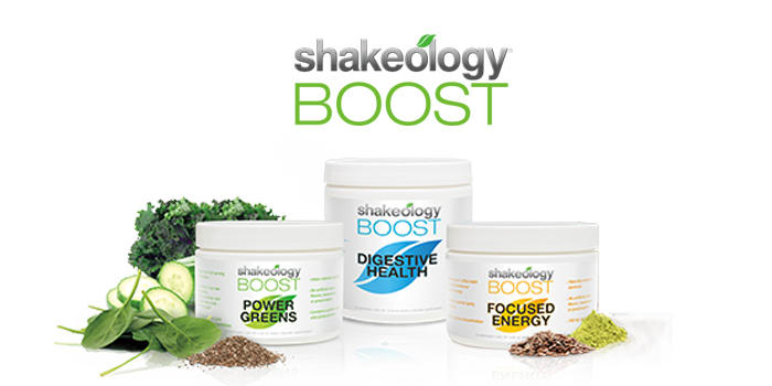 Introducing Shakeology Boosts and a Chance to Win!