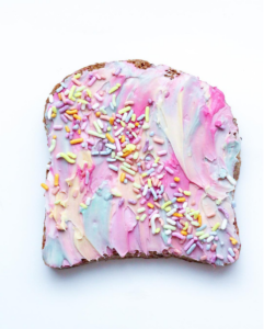 How to Make Unicorn Toast Vibrant and Pure
