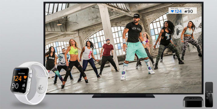 See Your Caloric Burn Onscreen with the New Beachbody On