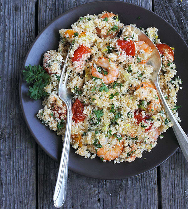 Shrimp With Couscous | BeachbodyBlog.com