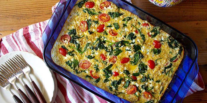 Spinach Tomato And Quinoa Recipe The Beachbody Blog