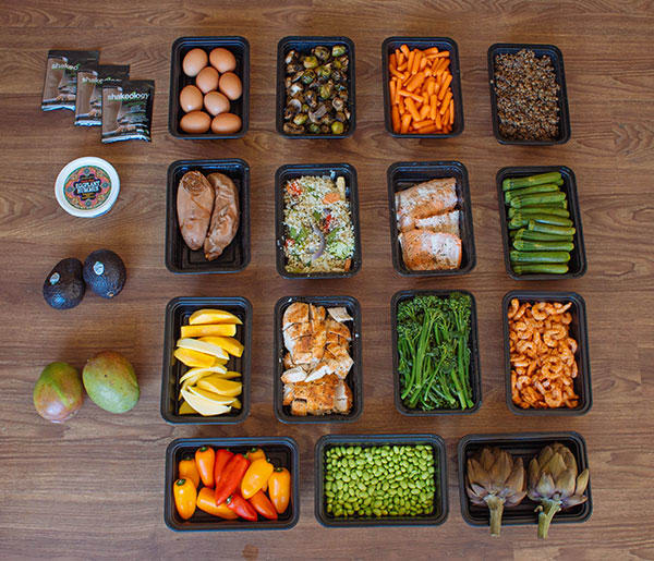 Buffet Style Meal Prep for Spring | BeachbodyBlog.com