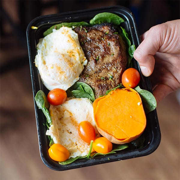 Steak and Eggs Meal Prep | BeachbodyBlog.com