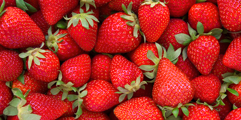 Healthy Food Spotlight: Strawberries