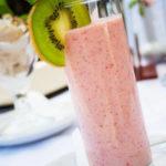 Strawberry Kiwi Shakeology Smoothie