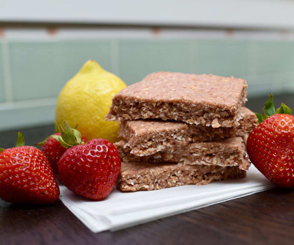 New Beachbody bars recipes Strawberry Lemonade Bars