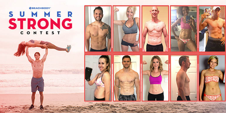 See How These Winners Got Strong For Summer!