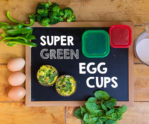 Super Green Egg Cups | BeachbodyBlog.com