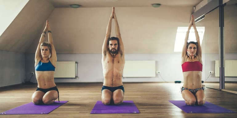The Benefits of Hot Yoga