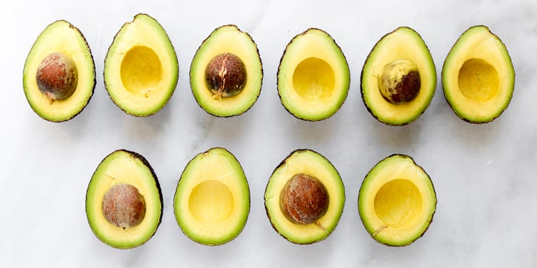 Here's the Best Way to Store a Cut Avocado