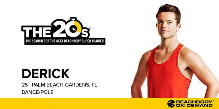 The 20s Trainer Spotlight Meet Derick The Beachbody Blog
