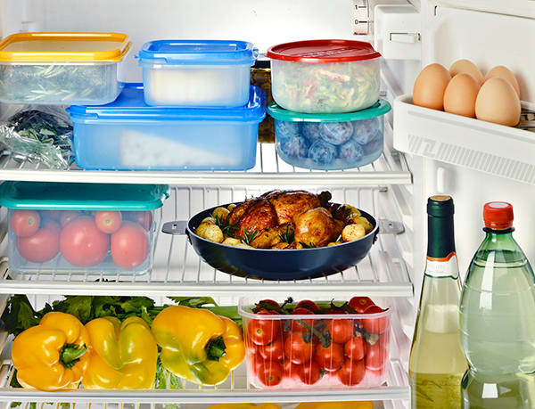 Tips-To-Keep-Your-Leftovers-From-Spoiling-Refridgerator