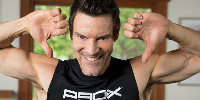Tony Horton's Quick Total Body Warm-Up Routine | The