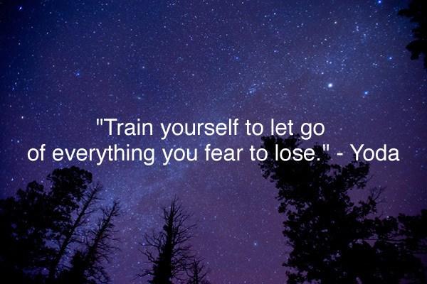 train yourself yoda