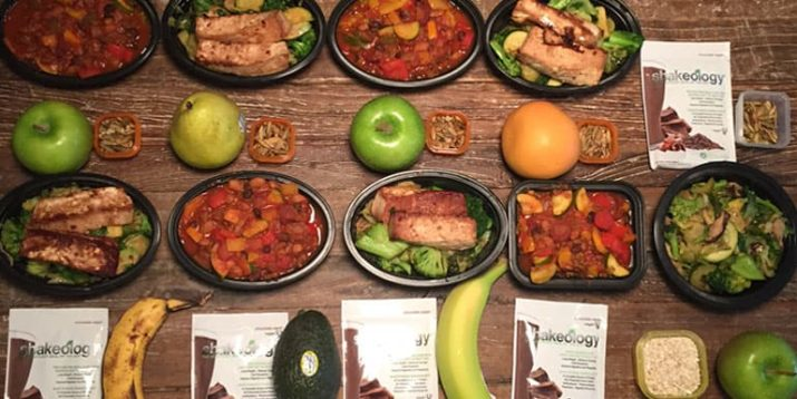 Try This 1200-1500 Calorie Vegetarian Meal Prep for 21 Day Fix