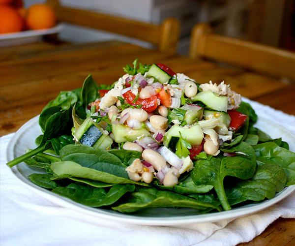 Tuna and White Bean Salad | BeachbodyBlog.com