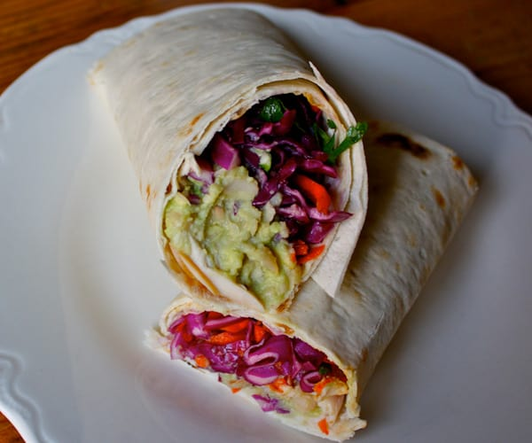 Turkey Avocado Wrap | BeachbodyBlog.com
