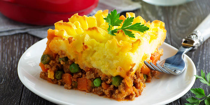 Turkey Shepard's Pie Recipe | The Beachbody Blog